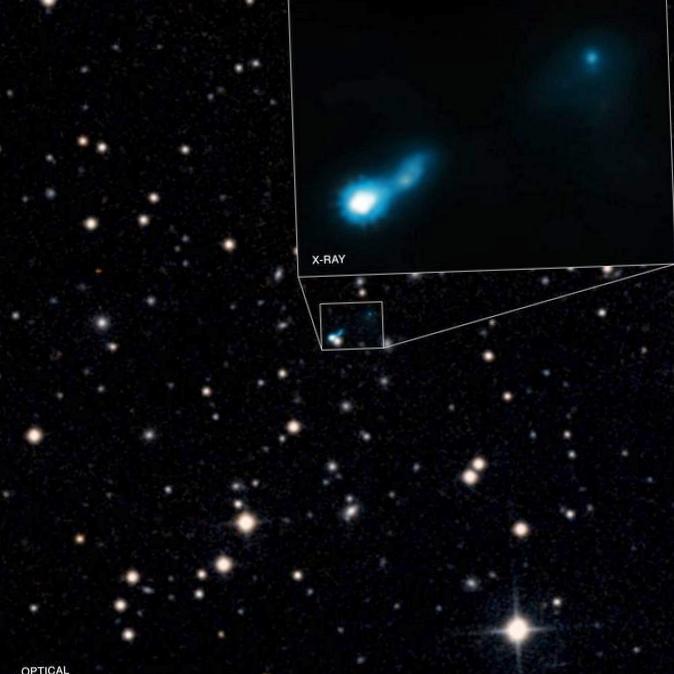 Крик новорожденной вселенной: эхо большого взрыва можно услышать исегодня