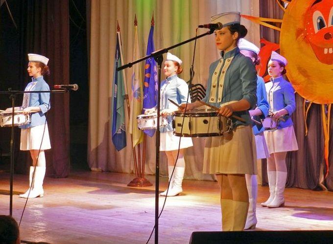 Курский дворец пионеров и школьников отмечает 80-летие