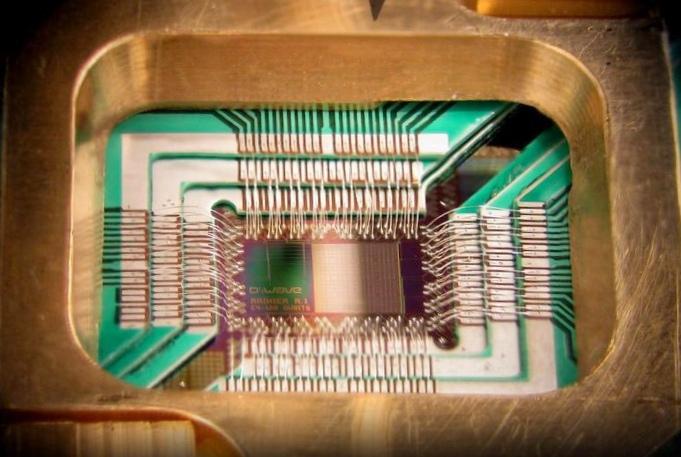 Квантовый компьютер впервые использовали для моделирования физики высоких энергий