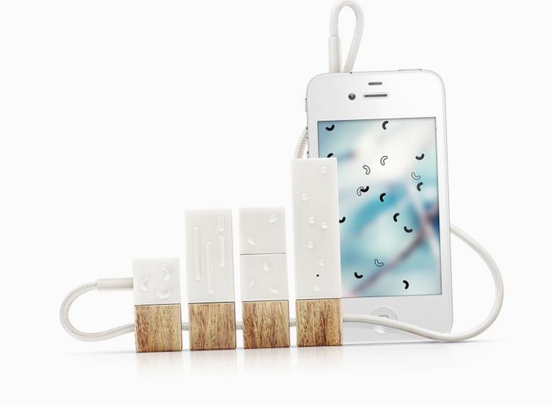 Lapka – персональный экологический монитор на базе iphone