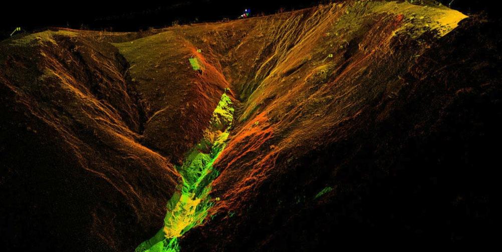 Лазерное 3d-сканирование. краткая информация