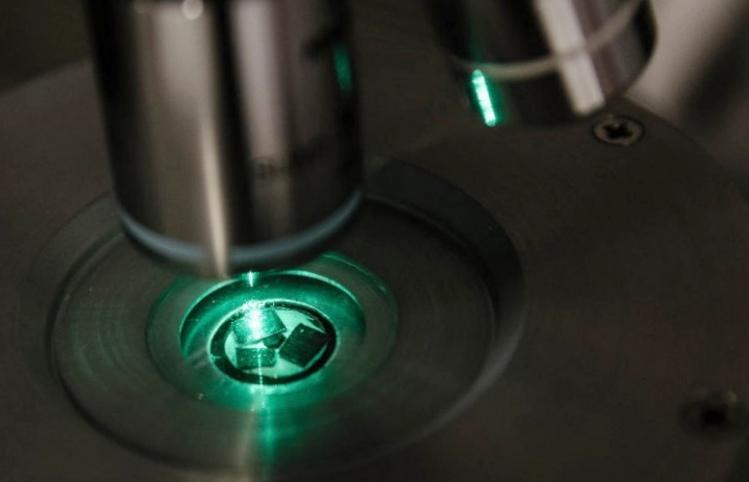 Лазерное охлаждение заменит громоздкие криогенные системы