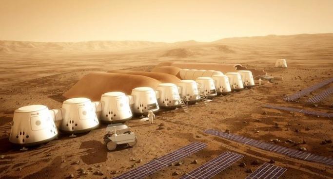 Mars one станет главным телешоу планеты!