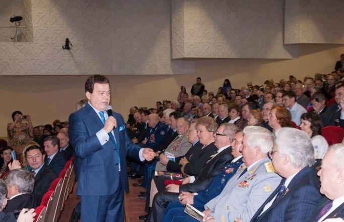 Мероприятия в честь 80-летия юрия гагарина