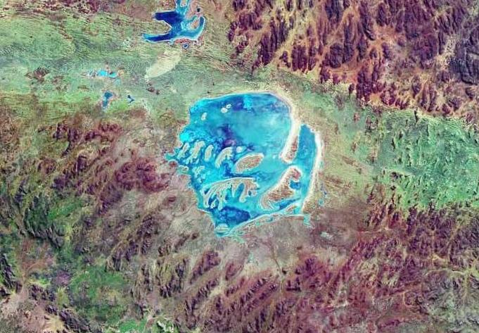Метеоритные кратеры наземле