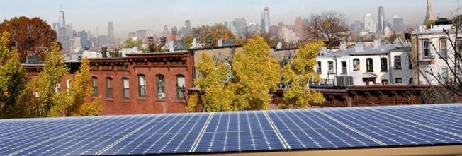Микросеть в бруклине позволит покупать солнечную энергию у соседа