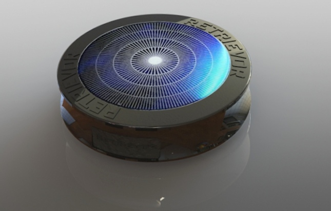Миниатюрный gps трекер на солнечных батареях