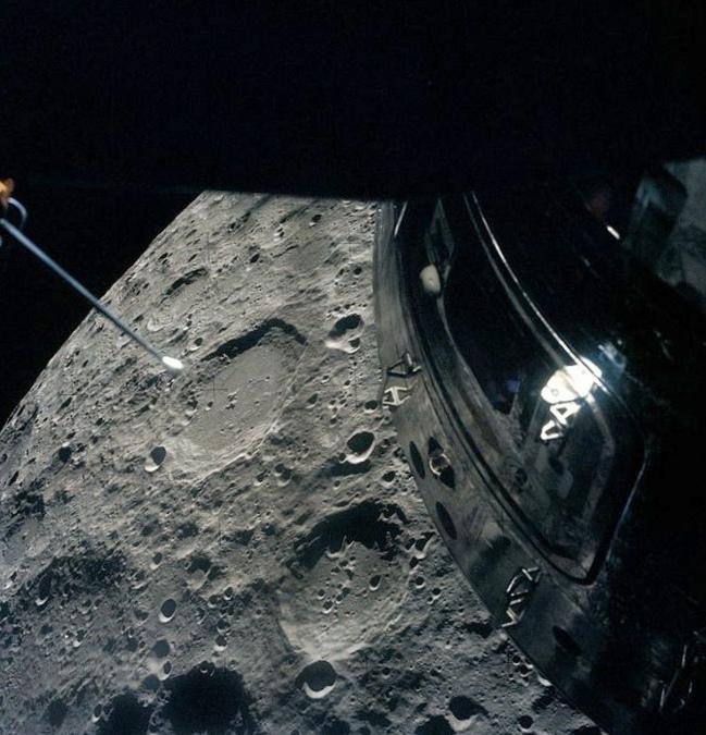 Миссия луна: рутинная работа