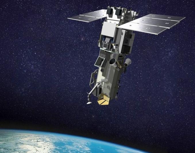 Многоцелевой суперспектральный спутник сверхвысокого разрешения worldview-3