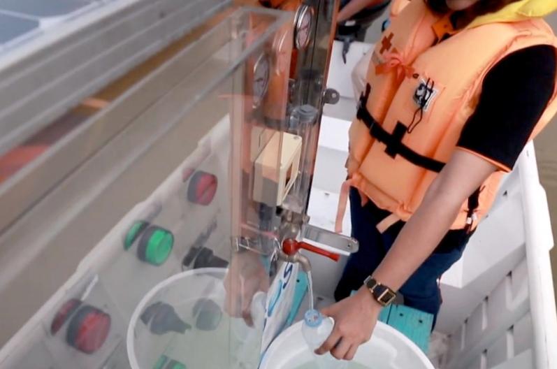 Мобильные системы очистки воды на солнечных батареях