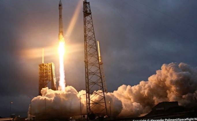 На космодроме сша завершается подготовка к пуску модифицированной рн антарес