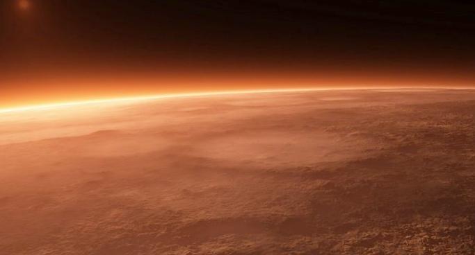 Наса официально отложило запуск корабля для полета на марс