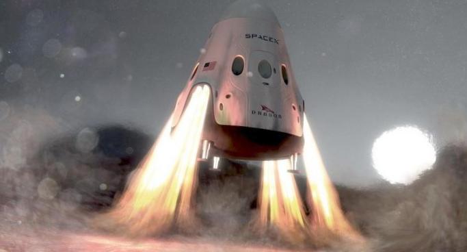 Наса планирует направить к марсу еще один космический аппарат в 2016 году