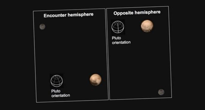 Наса показало самые качественные цветные снимки плутона