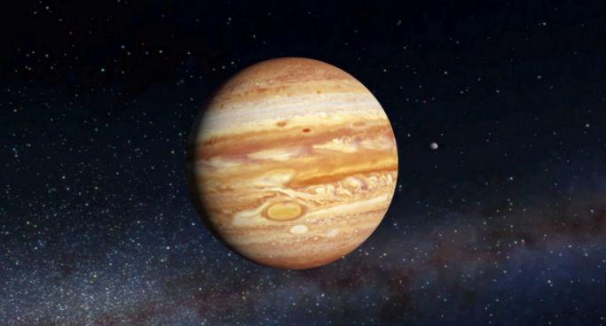 Наса показало видео космической погоды солнечной системы