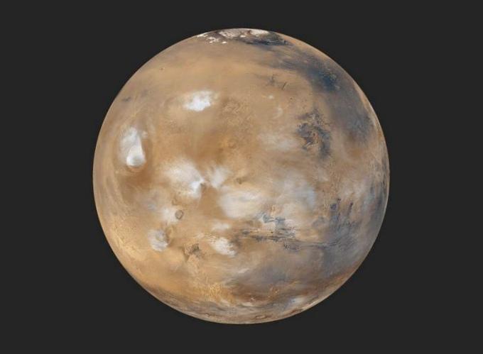 Наса расшифровала надписи, найденные на марсе