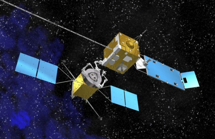 Nasa разрабатывает технологию заправки топливом и обслуживания спутников на орбите