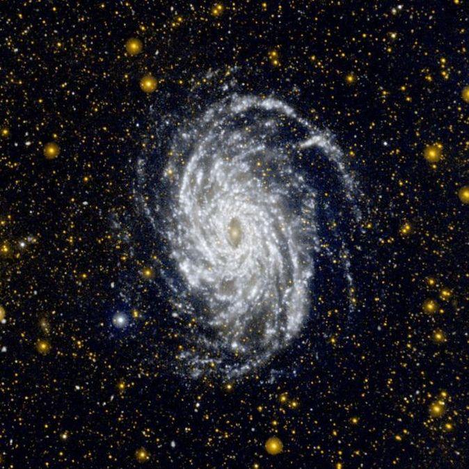 Наса списывает свой космический аппарат, охотник за галактиками