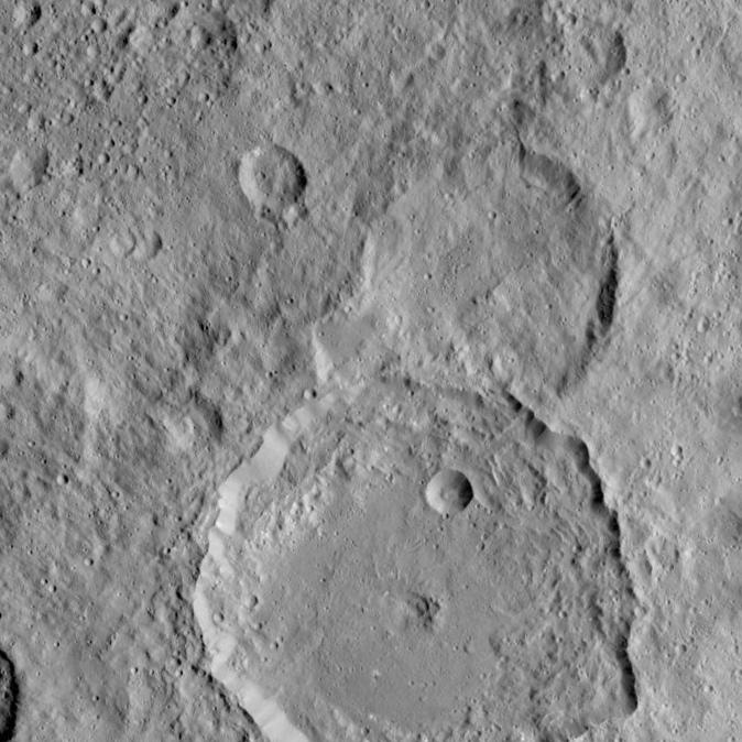 Наса: зонд dawn может отправиться к третьей карликовой планете