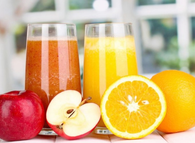 Не стоит злоупотреблять фруктовым соком