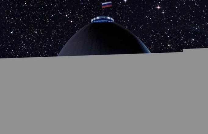 Неделя космоса в московском планетарии