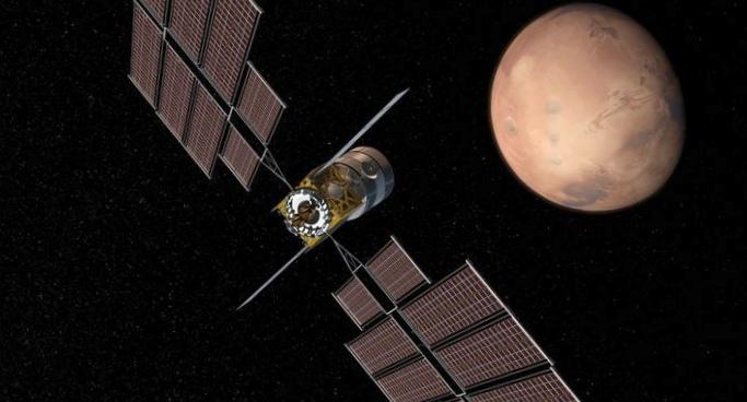 Новая цель наса: на марс за 4 месяца