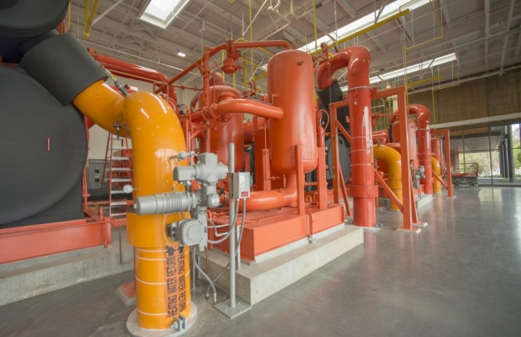 Новая энергоэффективная система рекуперации тепла в стэнфорде