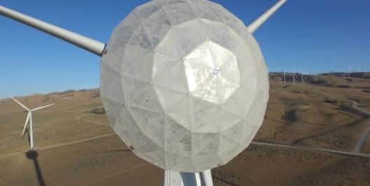 Новая ветряная турбина от ge
