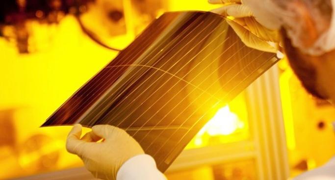 Новый рекорд органических фотоэлементов