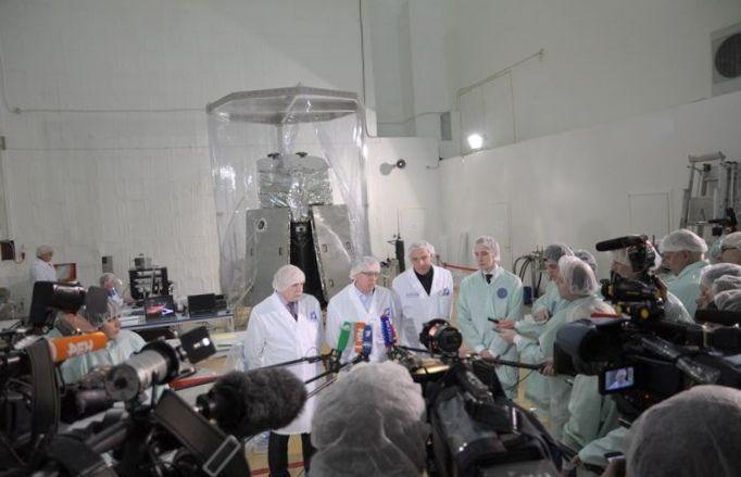 Обсерватория спектр-м будет запущена в 2017 году!