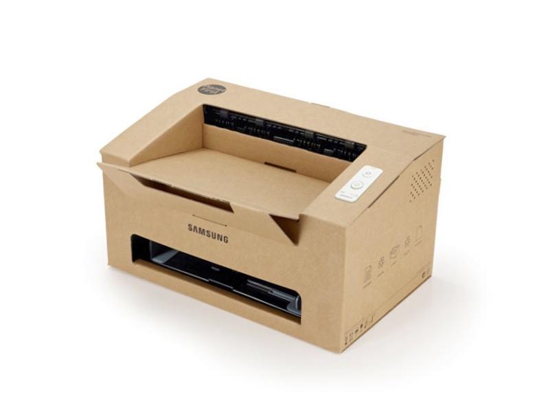 Origami - эко принтер от samsung