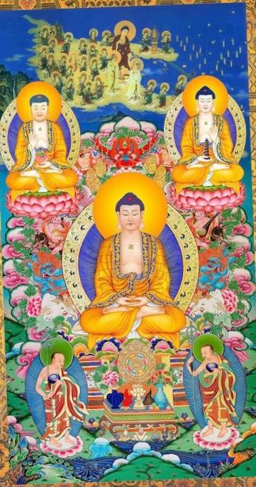 Основы буддизма ч.4