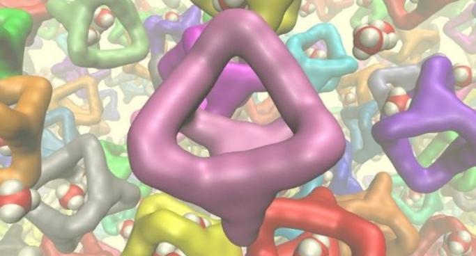 Первая в мире «пористая жидкость» может быть использована для поглощения со2