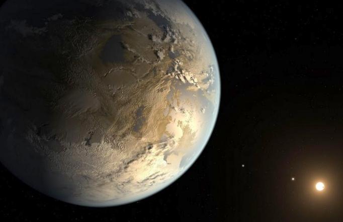 Планета, потенциально пригодная для жизни, обнаружена в 4 световых годах от земли