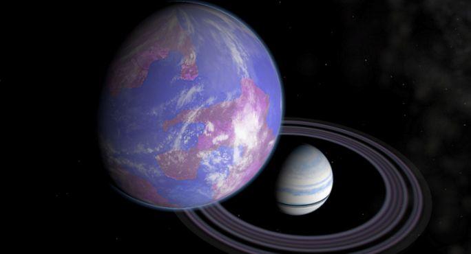 Планеты в системе trappist-1 могут часто обмениваться жизнью