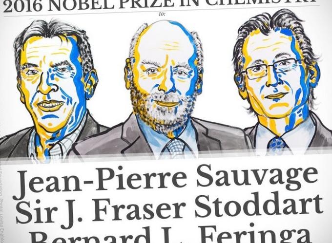 По мнению thomson reuters химик из россии может получить нобелевскую премию
