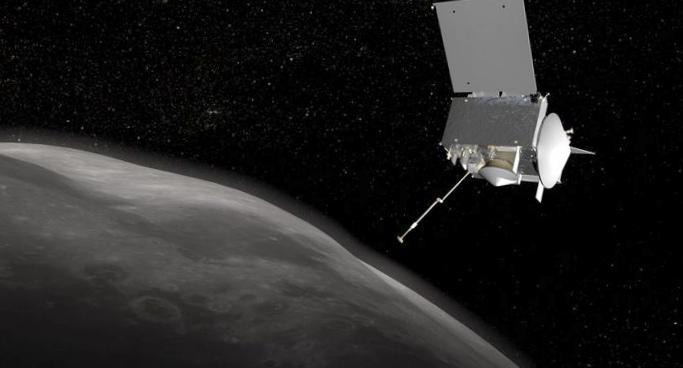 По сигналам с неба. космическая информация поможет в решении земных проблем