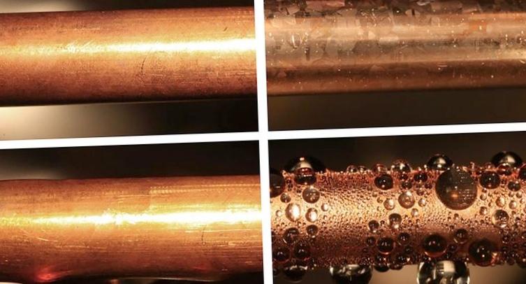 Покрытие паровых конденсаторов графеном может повысить эффективность электростанций