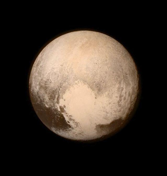 Пост-фактум: всё оплутоне имиссии новые горизонты