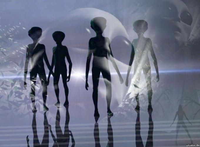 Предки землян- пришельцы из других галактик видео