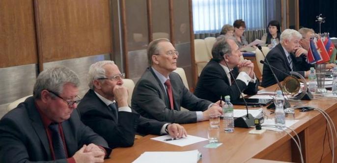 Представитель правительства россии заявила о полной поддержке проекта nica в дубне