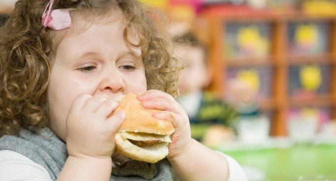 Причины ожирения маленького ребенка