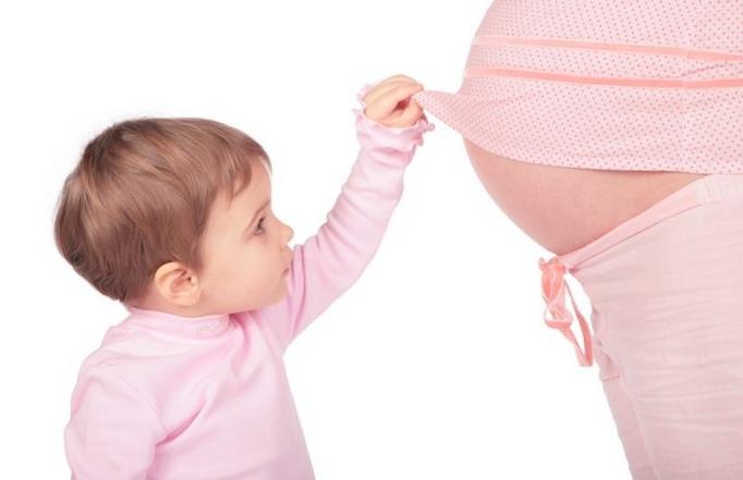 Приготовление беременной женщины к родам