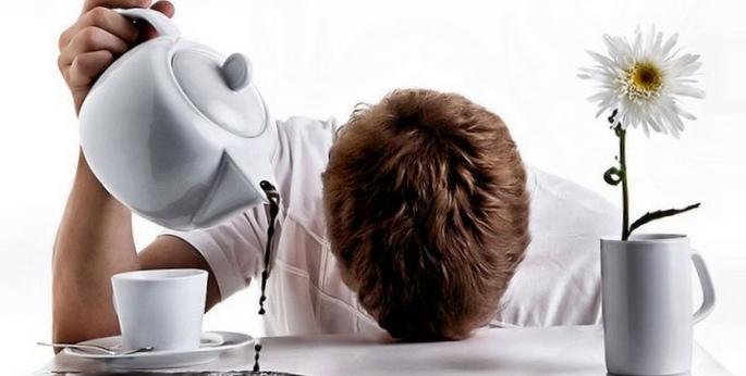 Приступы хронической усталости у человека
