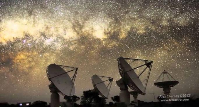 Радиотелескоп square kilometer array получает двойное гражданство