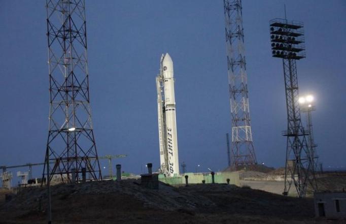 Ракета atlas v не пострадала от взрыва falcon 9
