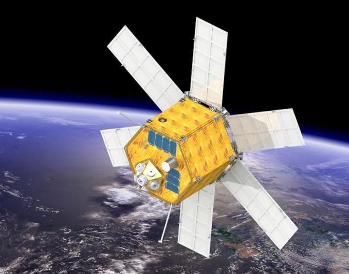 Риа новости: получен сигнал с первого российского частного спутника
