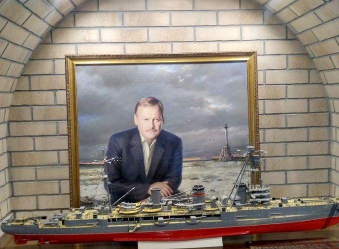 Рогозин и робот fedor стали звездами рунета