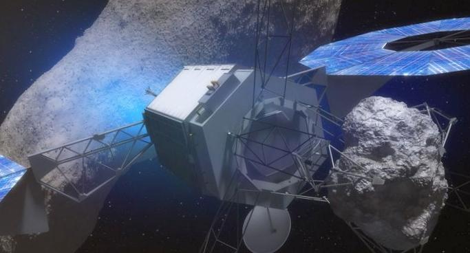 Роскосмос потратит 2 миллиарда на изучение работы глонасс на луне