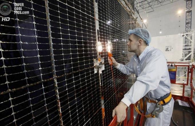 Россия и британия построят спутников на $100 млн
